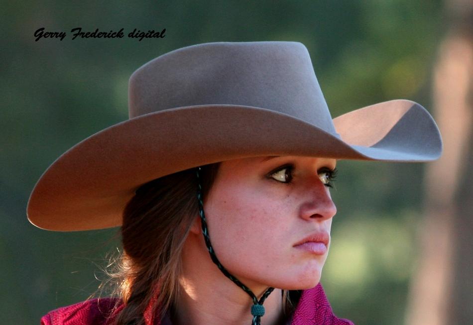 Street rodeo girl 2